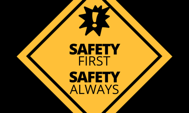 1)  Safety in electric